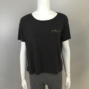 "AEO Soft Sexy ""pretty cool"" T-Shirt"